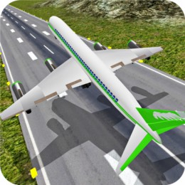 Airplane Fly 3D Flight Plane