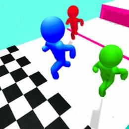 Stickman Race 3D