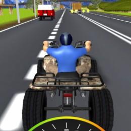 ATV Highway Traffic