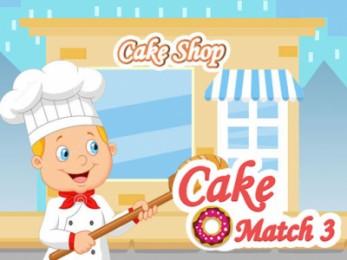 Cake Crush Saga