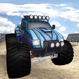 Monster Truck Freestyle