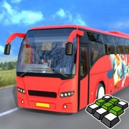 Indian Uphill Bus Simulator 3D