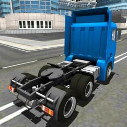 Euro Truck Driving Sim 3D