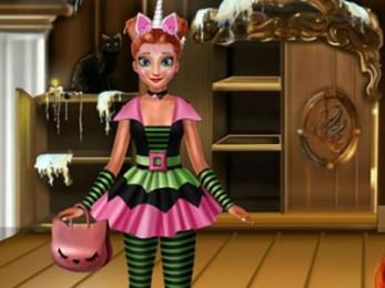 Princess Halloween Party