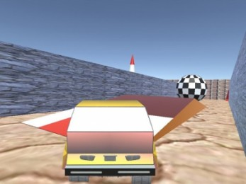 Rally Car 3D