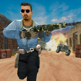 Call On Duty Sniper Assassin