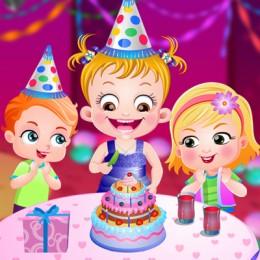 Baby Hazel Birthday Party