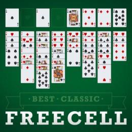 Freecell Classic Spielen