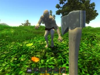 Forest Survival Simulator