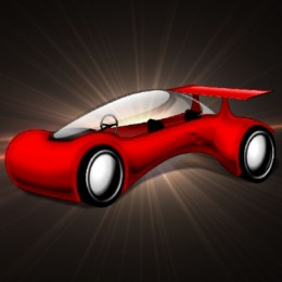 Futuristic Cars