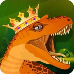 the dino king: kostenlos spielen auf littlegames