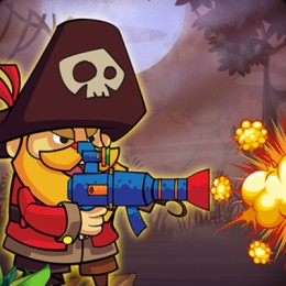 Pirates vs Zombies