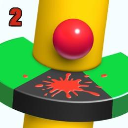 Helix Jump Advanced Play Helix Jump Advanced For Free