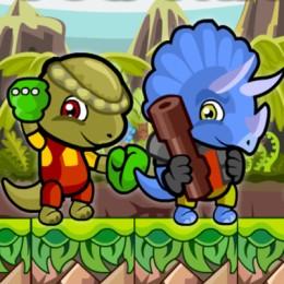 Dino Squad Adventure 2