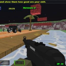 Blocky Combat Strike Zombie Multiplayer