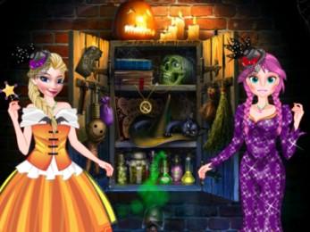 Princess Halloween Dress