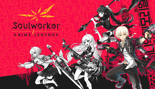 Soulworker Anime Legends